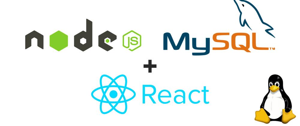 Cover image for Preparando um ambiente Linux para aplicações com NodeJS, MySQL e ReactJS.