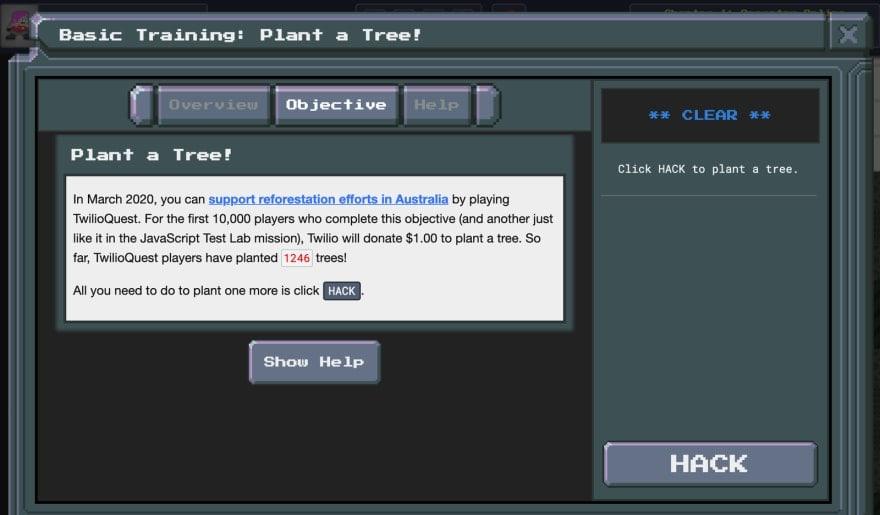 Tree-planting Chest