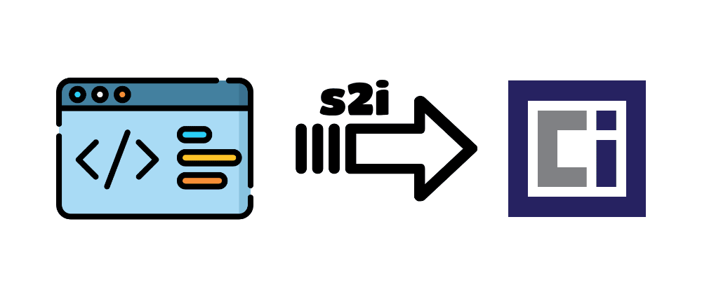 Cover image for Build an app image with s2i