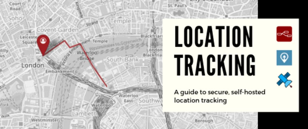Cover image for Fast & simple location tracking with Node-RED and OwnTracks