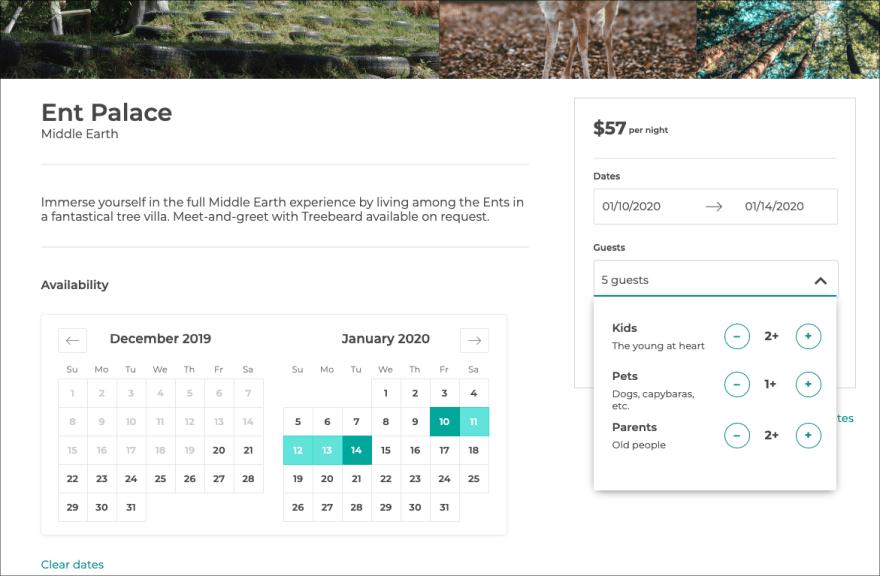 treebnb-hotel booking