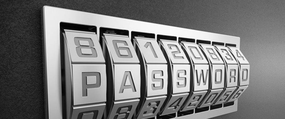 Cover image for Password generation in PowerShell Core (6+)