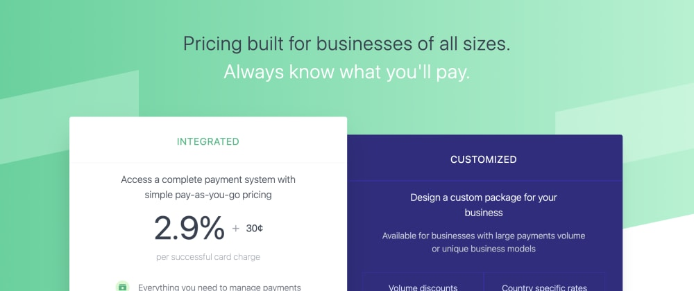 Cover image for 3 Things I Learned Recreating Stripe's Pricing Page