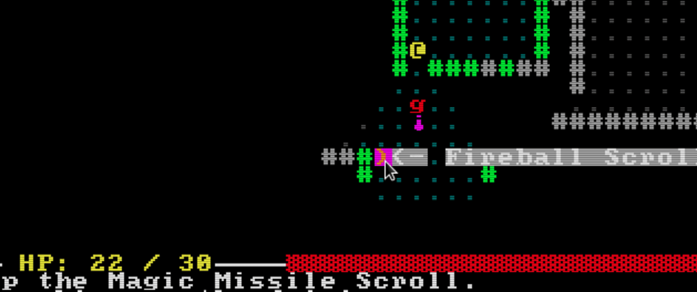 Cover image for Rusty Roguelike