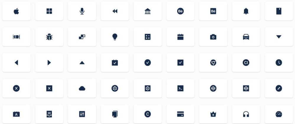 Cover image for React Icons Tutorial - All You Need To Know