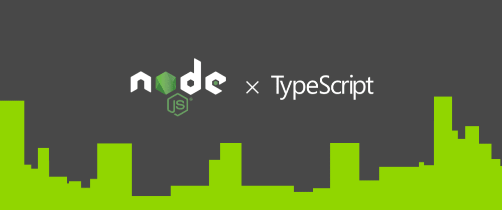 Cover image for Node & Express server, but with TypeScript !