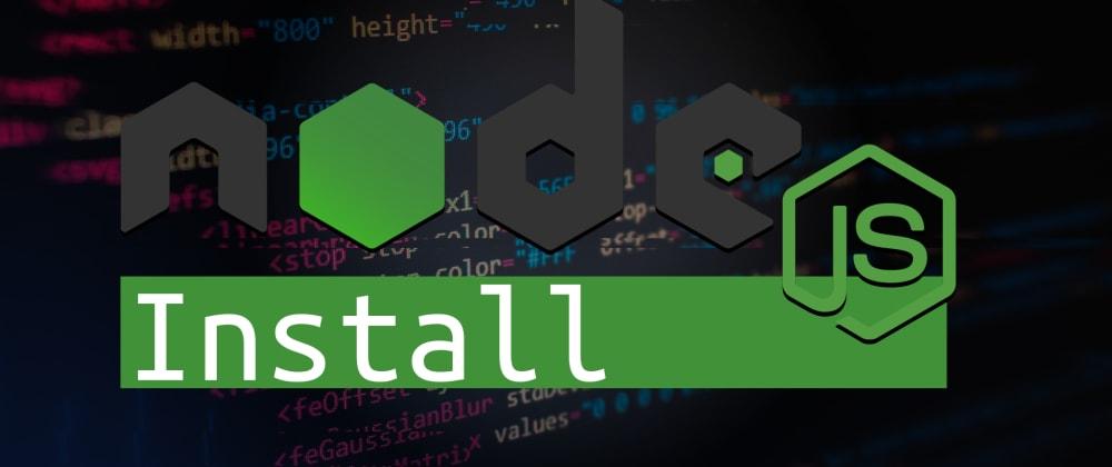 Cover image for Install Node.js on Ubuntu 20.04