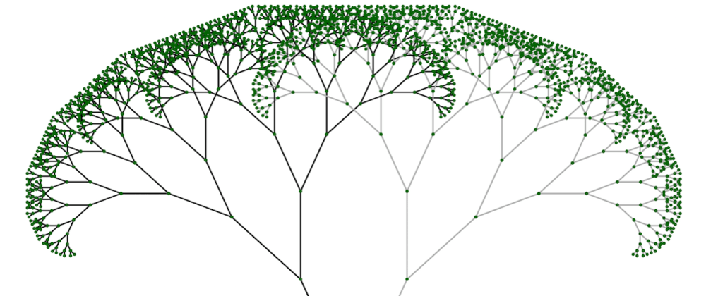 Cover image for OOP Fractal Trees in R with R6, ggplot2, & gganimate (part 1)