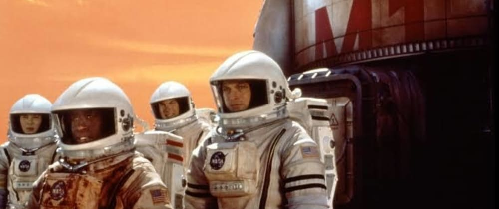 Cover image for AWS: Mission To MARS Hackathon!