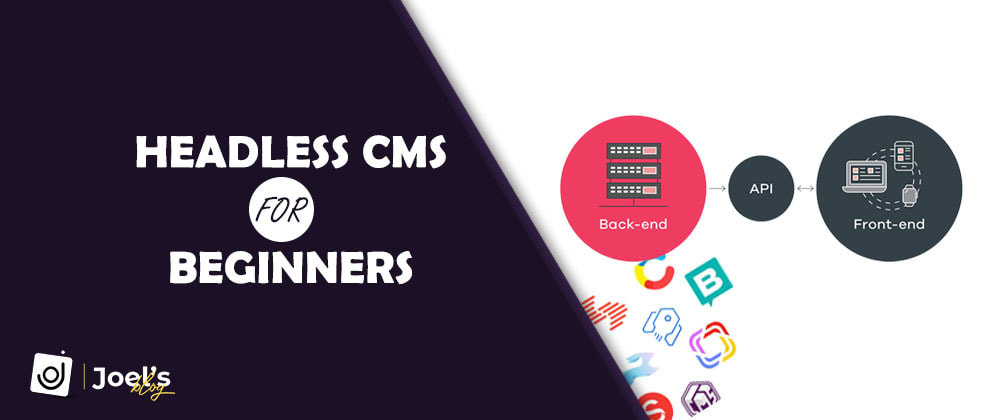 Cover image for Headless CMS for beginners