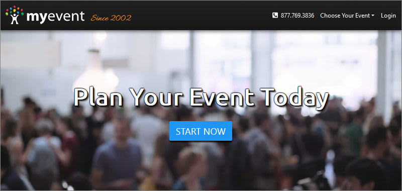 MyEvent Website Builder