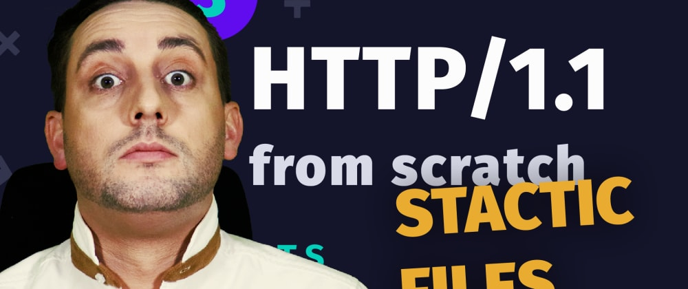 Cover image for Handling Binary Data — Building a HTTP Server from scratch