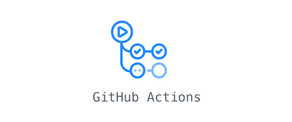Cover image for GitHub Actions for semi-static web sites