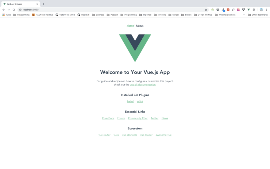 Creating Simple Kanban Application with Vue and Firebase