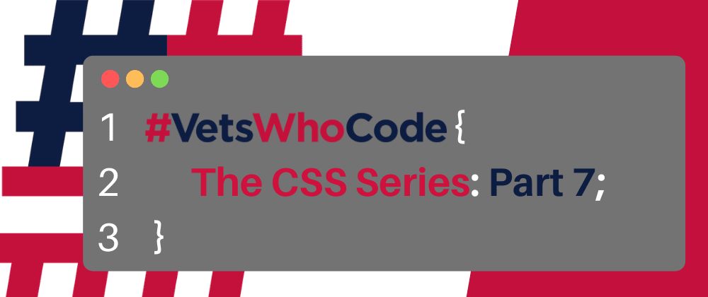 Cover image for The CSS Series - Part 7: Flexbox