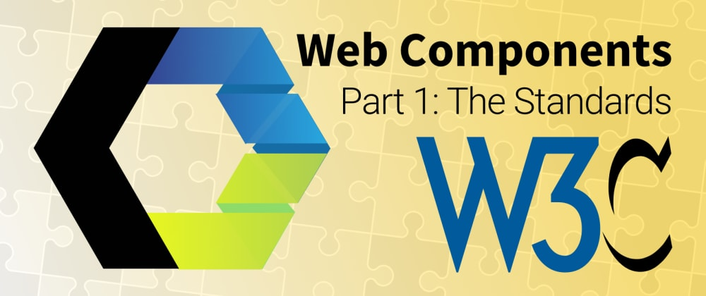 Cover image for Lets Build Web Components! Part 1: The Standards