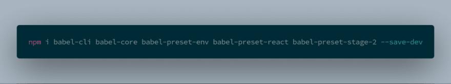 babel install