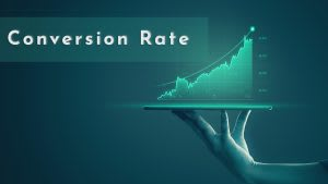Conversion rate for digital marketing