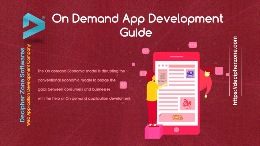 on demand App development