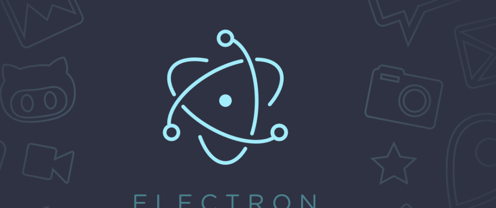 Cover image for Making your first Desktop Application with Electron