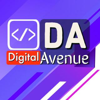 Digital Avenue IT Solutions  logo