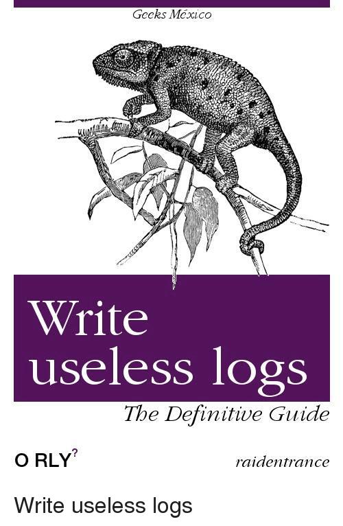useless-logs