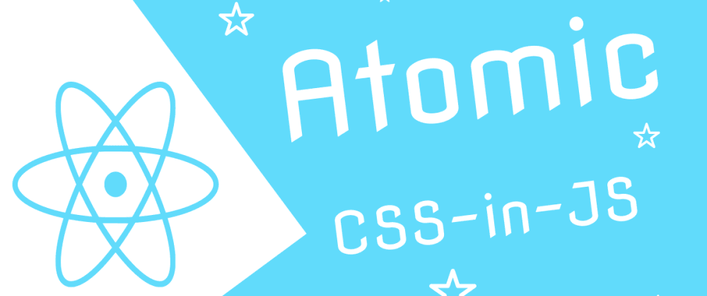 Cover image for Atomic CSS-in-JS