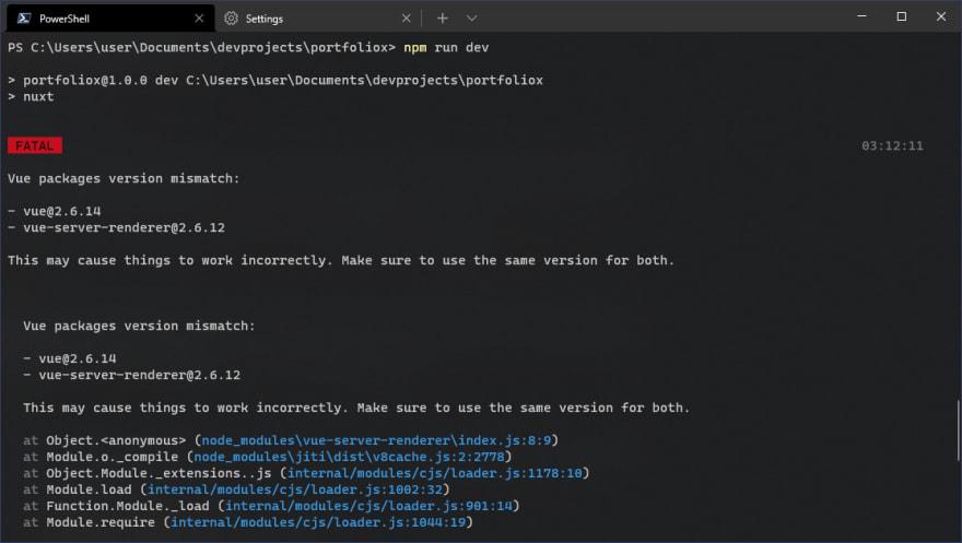 blog-with-nuxt-content-version-mismatch-error-Annotation 2021-07-11 031752