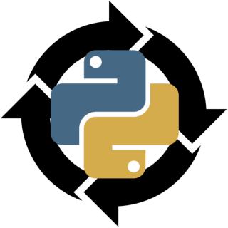 Scripting With Python logo