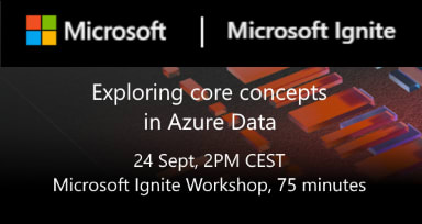 Exploring core concepts in Azure Data