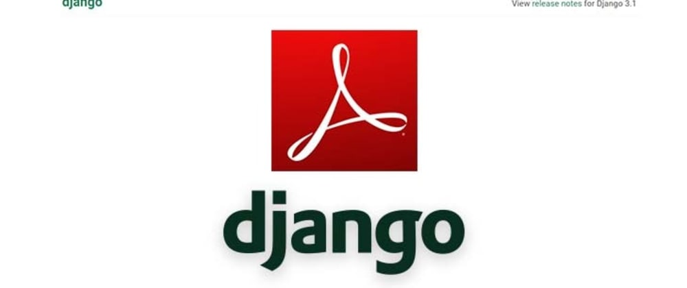 Cover image for Create PDF documents in Django - Tutorial for Beginners