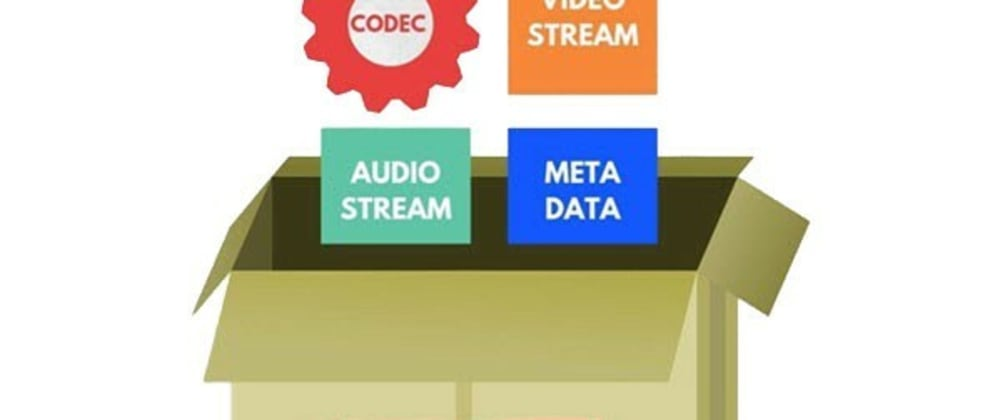 Cover image for What Is a Video Container Format?