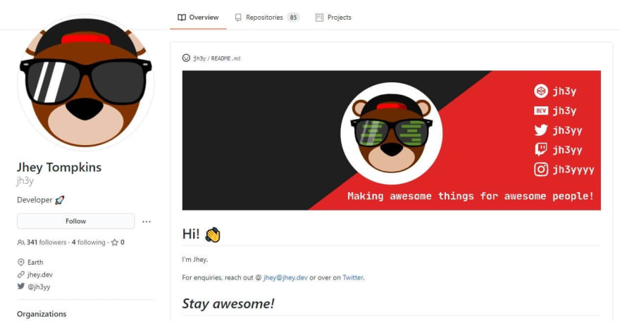 How to Stand Out With Your GitHub Profile
