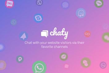 Chaty, WordPress Plugin