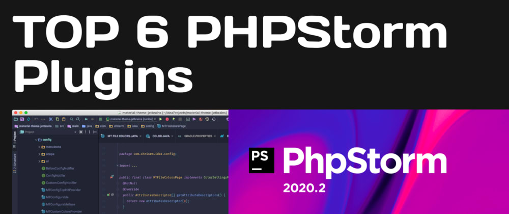Cover image for Top 6 PHPStorm Plugins Every PHP Developer Should Know