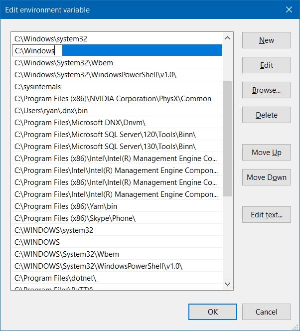 nodejs-global-path-setup