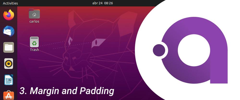 Cover image for Avalonia UI on Ubuntu: Margin and Padding
