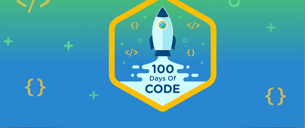 Cover image for My #100DaysOfCode experience during the pandemic