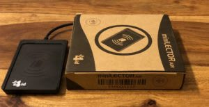 Bit4id miniLector AIR NFC v3