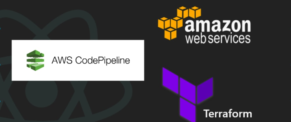 Cover image for Deploying Infrastructure on AWS with Terraform and AWS CodePipeline       (#CloudGuruChallenge Series) (Part 1/3)