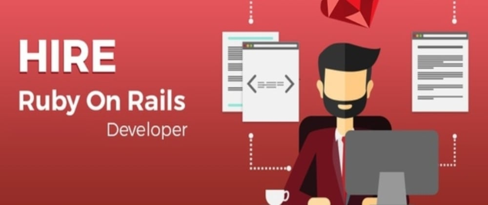 Cover image for Hiring Ruby on Rails Developer for your project? Must ask these FAQs then!