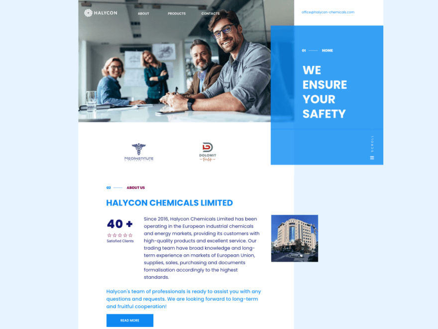Halycon Chemicals Limited