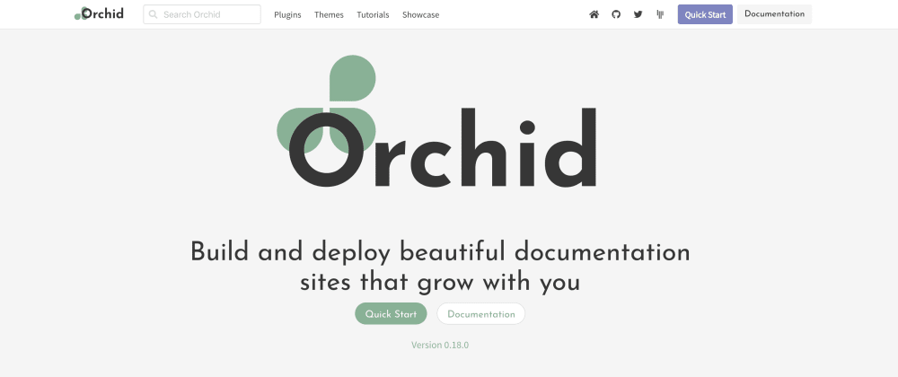Cover image for Orchid 0.18.0, The New Face of Orchid