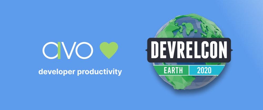 Cover image for Avo CEO, Stef Olafsdottir, talks Developer Productivity at DevRelCon Earth 2020