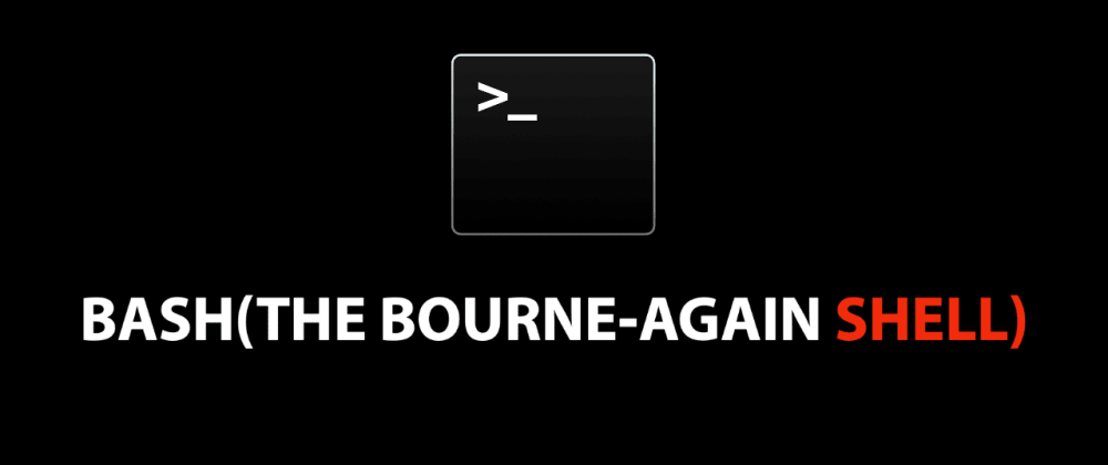 Cover image for An Overview of Bash(Bourne Again Shell) Command Line