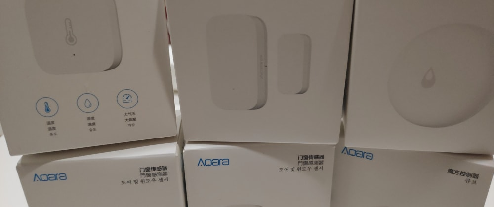 Cover image for Home Automation - 2 - Zigbee & Aqara Water Leak Sensors