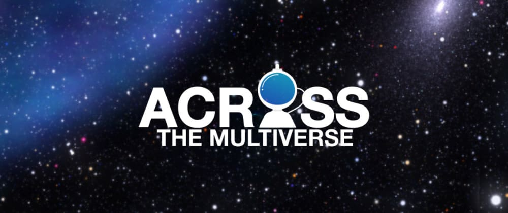 Cover Image for I built the entire universe in JavaScript