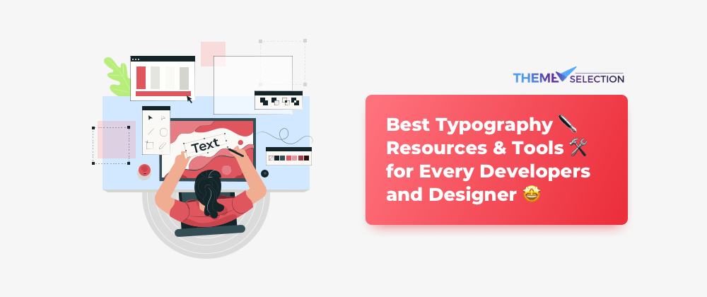 Cover image for Best Typography ✒️ Resources & Tools 🛠️ for Every Developers and Designer 🤩