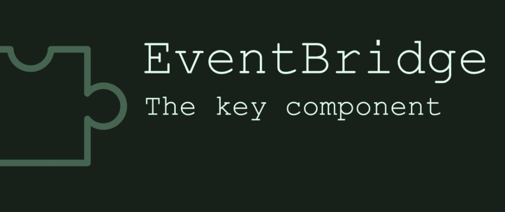 Cover image for Amazon EventBridge: O principal componente em arquiteturas serverless
