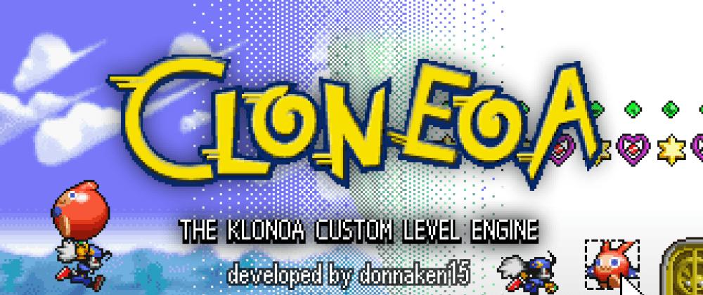 Cover image for Cloneoa: the Klonoa custom level engine (indev)